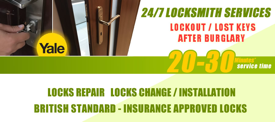 Golders Green locksmith services